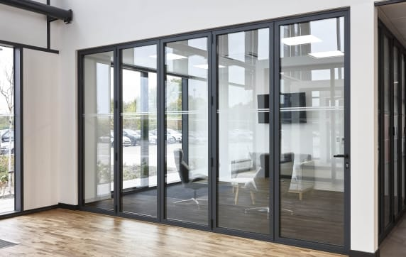 Introducing the new Luminia F82 Bi-Fold Door