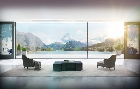 AluK sets its sights on luxury with Infinium sliding door