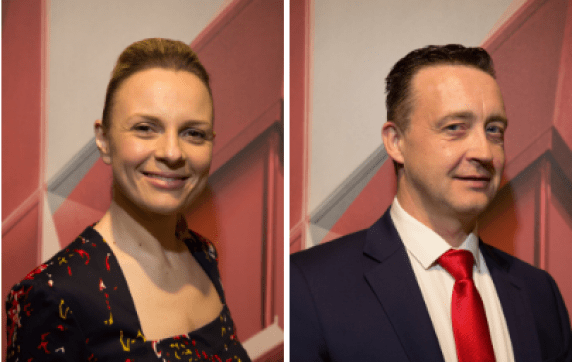 Exciting new Sales and Marketing appointments