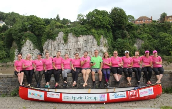 PADDLE 2 PEDAL – the women's only charity challenge raises over £100,000