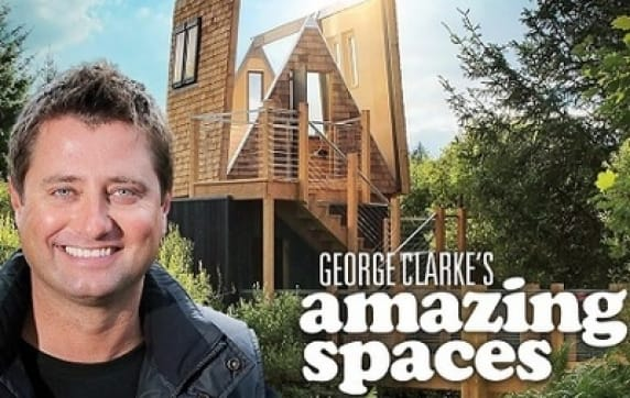 AluK's bi-fold door featured on George Clarke's Amazing Spaces