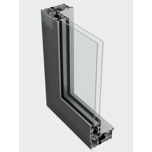 Optio BSC94 inline sliding door