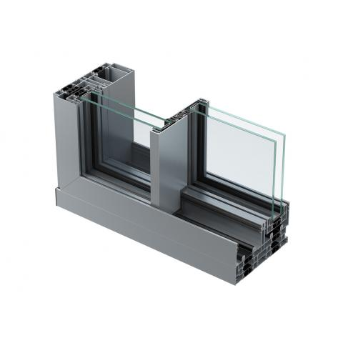 Infinium sliding door